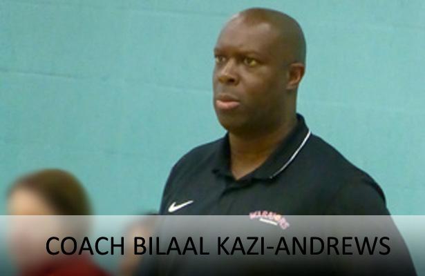 coach bilaal kazi andrews