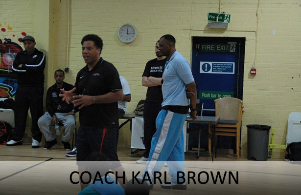 coach karl brown