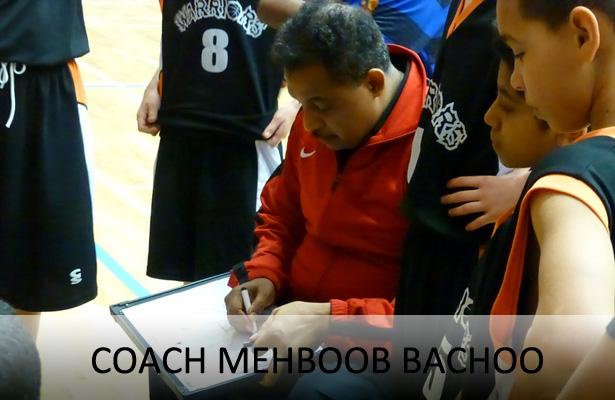 coach mehboob bachoo
