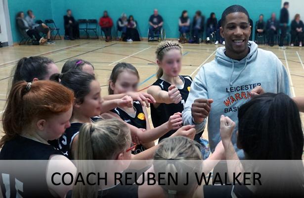 coach reuben j walker
