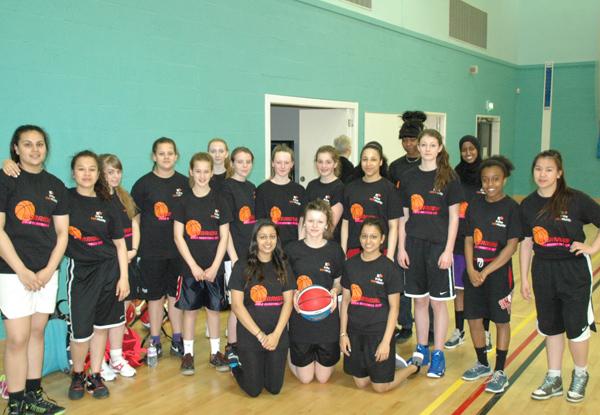 Leicester Warriors Girls 2014/15