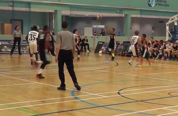 u13s Final Fours Play Of Day