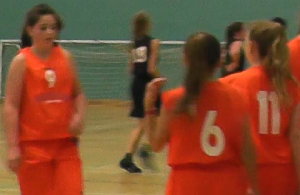 u14s Girls v Leicester Riders