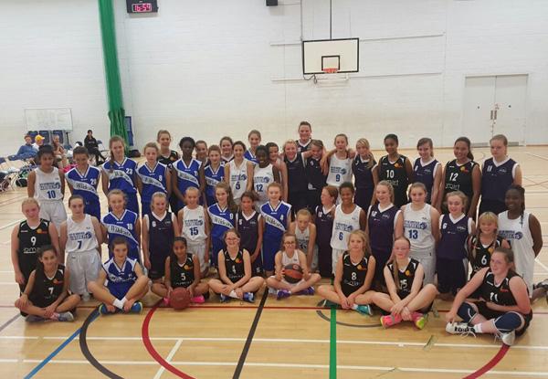 U14s Girls Sheffield Hatters Pre-season Tournament