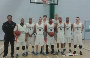Mens Division 1 2014/15 Team