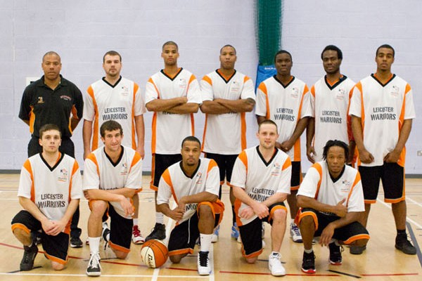 Mens Div1 team from season 2010-11