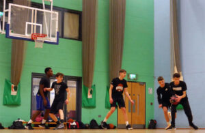 leicester warriors players highfield community centre