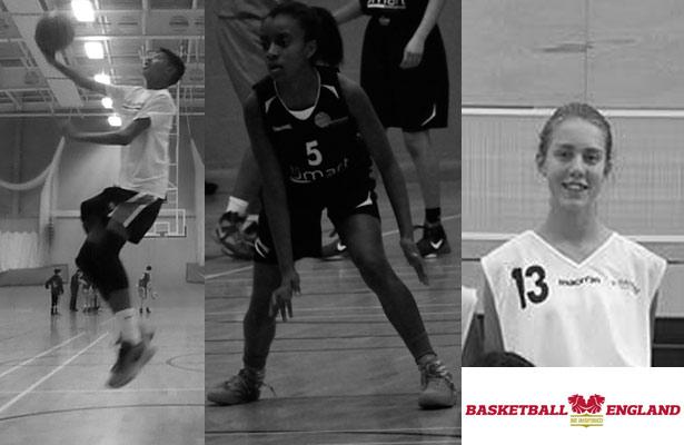 Karam, Nia, Annie - East Midlands Squad
