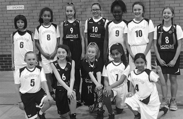 Leicester Warriors Girls Team