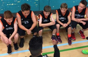 u12s at leeds force bench
