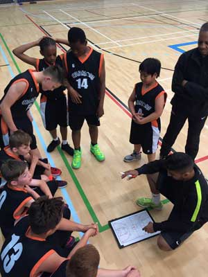 u12s at leeds force timeout