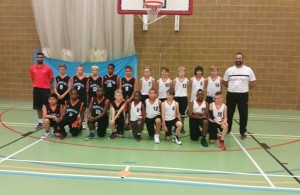u11s and u12s warriors teams