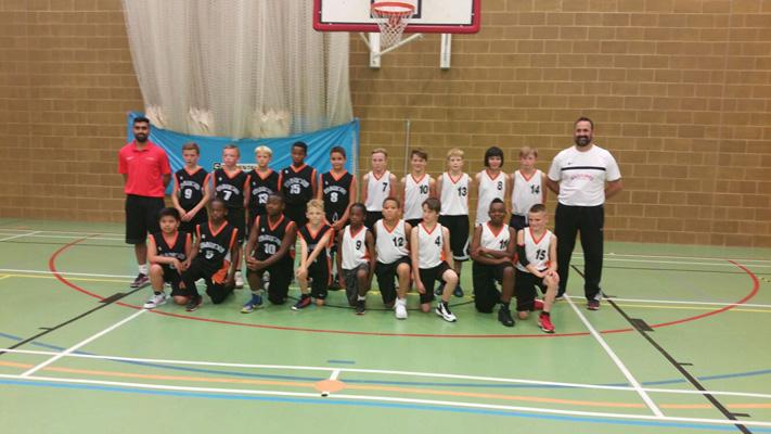 u11s and u12s warriors teams