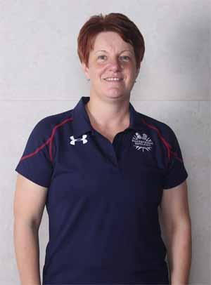 Emily Clarke Leicester Warriors Welfare Officer