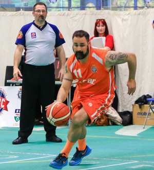 brett collins basketball-game leicestershire police