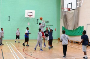 evington basketball training sessions