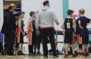 u12s v leicester riders