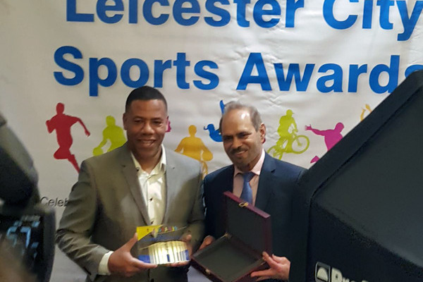 karl-brown-lifelong-contribution-to-sport-piara-clair-leicester-city-council-award