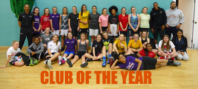 Leicester Warriors Club of the Year