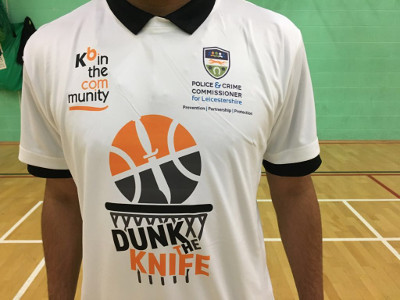 dunk a knife tshirt