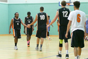 Leicester-Warriors-Mens-v-Derby-Trailblazers-Timeout