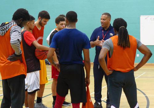 karl-brown-coaching-basketball-england-mens-div-1-gateway-college