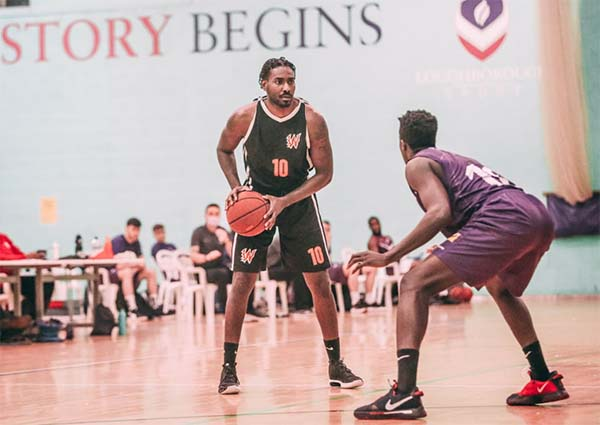 Martyn Gayle Leicester Warriors Loughborough Riders