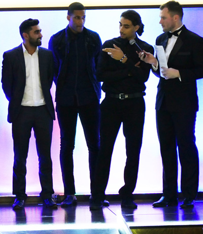 aarron-birchenough-leicester-city-council-sports-awards-night-stage-speaking