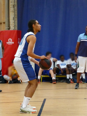 aarron-birchenough-london-thunder-ballers-leicester-basketball