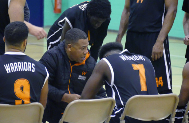 karl brown coaching basketball