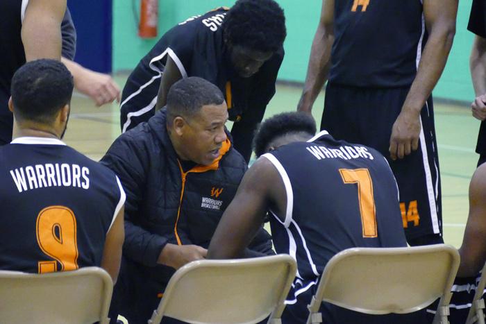 karl brown coaching basketball