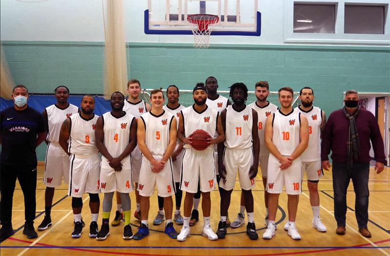 Basketball England Division 1 Team Season 2020-21