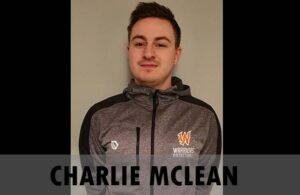 Coach Charlie McClean